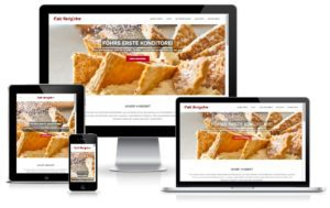 Cafe-Steigleder - WordPress Website