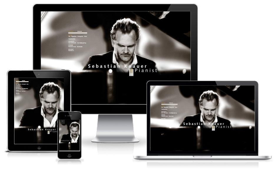 Sebastian Knauer - TYPO3 Website