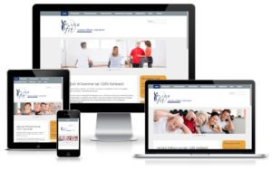 wordpress responsive fitnessstudio