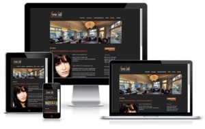 wordpress responsive friseur