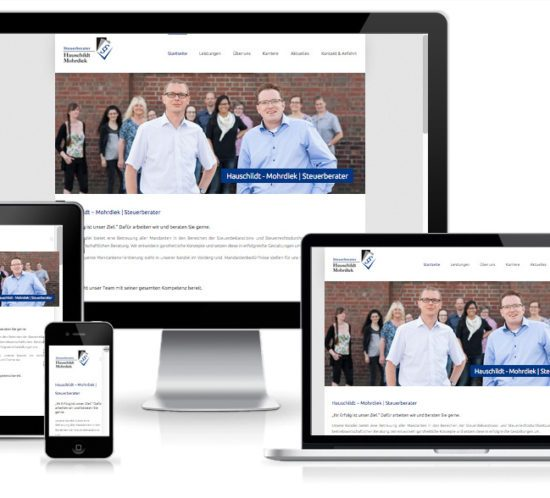 wordpress responsive steuerberater