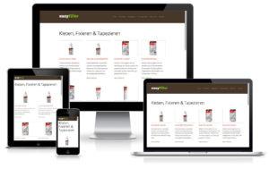 Easy Filler - WordPress Website