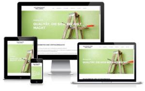 Malermeister Mallorca - WordPress Website