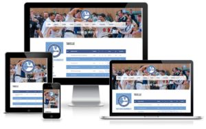 HGHB Handball Barmbek - WordPress Website