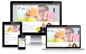 Coaching im Business - Wordpress Website