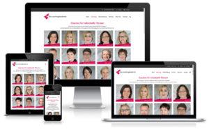 die coaching akademie - WordPress Website