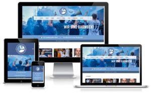 HGHB Handball Barmbek - WordPress Website