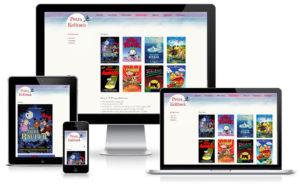 Petra Kolitsch - WordPress Website