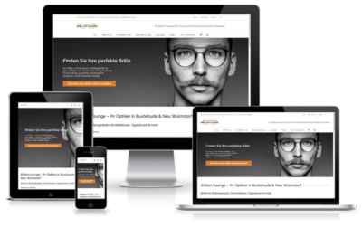 Wordpress Brillen Shop WooCommerce