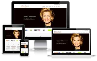 Wordpress Webdesign - Sabine Stamm